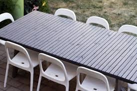ikea outdoor dining table ikea sunderö gray wood outdoor dining table for sol to make but