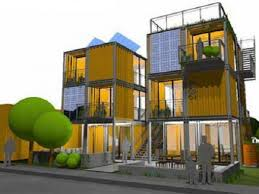 unique luxury homes made from shipping containers concept and