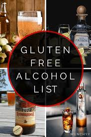 is corona light beer gluten free gluten free alcohol list ultimate guide to liquor and beer
