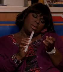 Sassy Black Woman Meme - black man gif