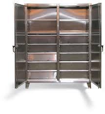 Heavy Duty Steel Cabinets 21 Best Stainless Steel Cabinets Images On Pinterest Stainless