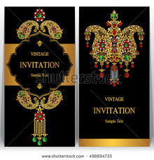 south asian wedding invitations indian wedding invitation stock images royalty free images