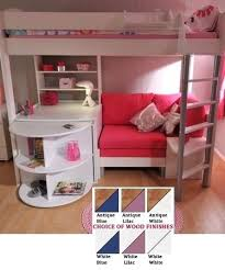 Bunk Bed With Sofa Underneath Wooden Bunk Bed With Desk Underneath Cabin Beds Sofa Www