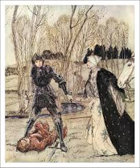 arthur rackham the romance of king arthur and his knights of the