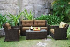 Wicker Patio Sets On Sale by Living Room Appealing Outdoor Living Room Furniture Sets Patio