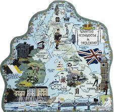 Dover England Map by United Kingdom U0026 Ireland Map The Cat U0027s Meow Village