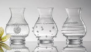 Trio Vases Juliska Mini Vase Trio Clear Le Cookery Usa