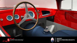 1954 maserati a6gcs simraceway maserati a6gcs 53 pininfarina berlinetta