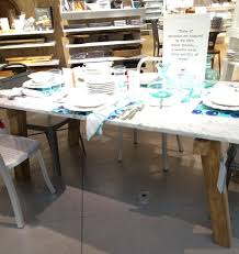 pottery barn dining table craigslist with inspiration picture