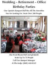 banquet halls for rent banquet rental elks 360 new london ct