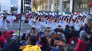 broughton band raleigh parade 2015