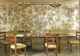 wallpaper designs for dining room home design ideas