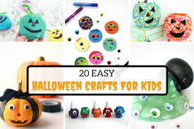 easy halloween crafts for kids 5 minutes for mom