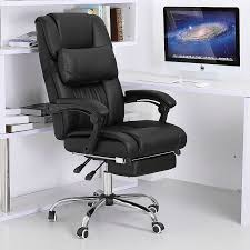 Leather Office Desk Chair Leather Office Chair Ebay Rolling Desk Chairs Hom Roc Stedmundsnscc