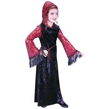 Oriental Halloween Costumes Gothic Countess Girls Halloween Costume Large Products