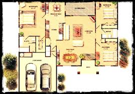Draw Floor Plans From Friends To Frasier 13 Famous Tv Shows Rendered In Plan Floor