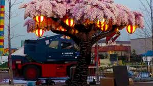legoland s cherry blossom tree is nearly as pretty as a