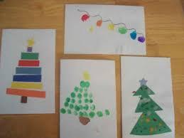 christmas card ideas for kids ne wall