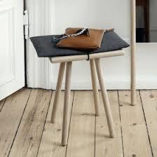 hocker design hocker eiche georg stool design skagerak schreibtisch