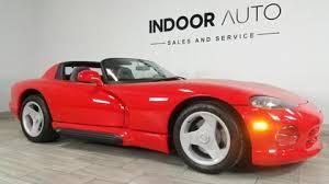 dodge viper rt10 dodge viper for sale carsforsale com