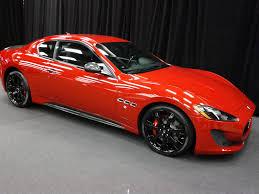 maserati granturismo sport red red maserati cars luxury things