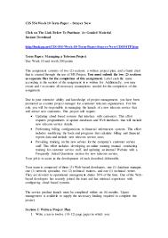 cis 554 week 10 term paper u2013 strayer new