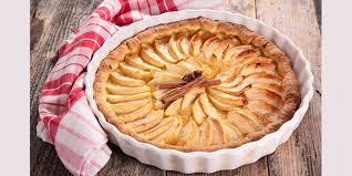 recette de cuisine alsacienne tarte aux pommes à l alsacienne recettes femme actuelle