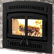 High Efficiency Fireplaces by Ventis He200 High Efficiency Zero Clearance Wood Burning Fireplace