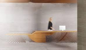 Front Reception Desk Designs 12 Inspiring Reception Desk Designs Reception Desks Desks And Soho