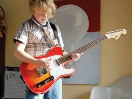 easy sunburst guitar make