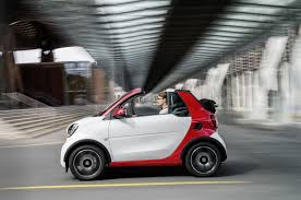 smart drops the top on new fortwo cabrio