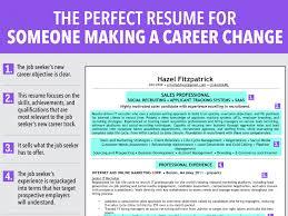 Career Change Resume Template Download Resume For Career Change Haadyaooverbayresort Com