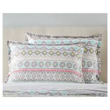 Target Xhilaration Comforter Gray Global Stripe Comforter Set Xhilaration Target