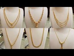 gold chain necklace woman images Gold chains new designs gold chain collection 2017 chain jpg