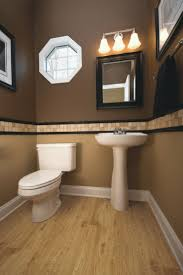 Chocolate Brown Bathroom Ideas by 15 Best 1 2 Bath Ideas Images On Pinterest Bathroom Ideas Room