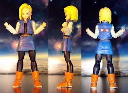 z android 18 r343 bandai s h figuarts z android 18 review