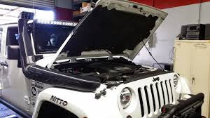 jeep yj snorkel injen technology injen technology jeep jk deep water snorkel for