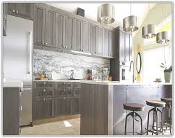 kitchen cabinet stain ideas lummy gray stained kitchen cabinets