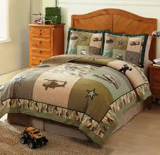 camouflage full queen quilt set camo green military army tank
