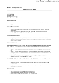 payroll manager resume sle benefits administrator resume templates franklinfire co