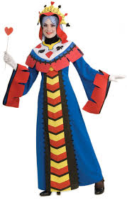 Queen Hearts Size Halloween Costume Queen Playing Cards Costume Http Www Internetbet
