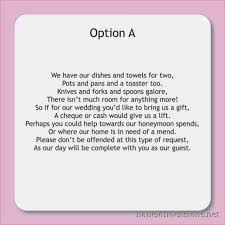 wedding registry money for house 9 best wishing well poems images on wedding stuff