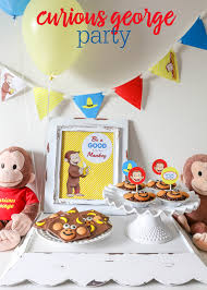curious george party ideas curious george party ideas now on hulu lil