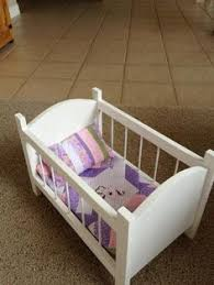 Free Wooden Baby Doll Cradle Plans by Ana White Build A Fancy Baby Doll Crib Free And Easy Diy