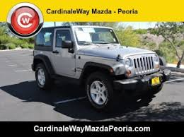 used jeep wrangler for sale in az used jeep wrangler for sale in black city az 60 used