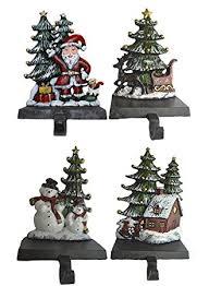 christmas holder lulu decor cast iron christmas holder set