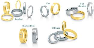 different types of wedding rings wedding ring types wedding ring types wedding corners