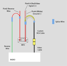 clarion reverse camera wiring diagram clarion wiring diagrams