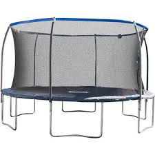 black friday trampoline sale bouncepro 14 u0026apos trampoline with proflex enclosure and electron
