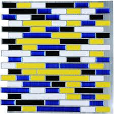 Decorative Wall Tiles Kitchen Backsplash Peel And Stick Tiels Kitchen Decorative Wall Tiles Backsplash 9 5 Sq F